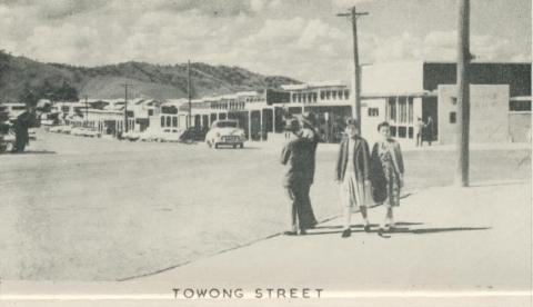 Towong Street, Tallangatta