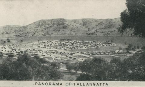 Panorama of Tallangatta