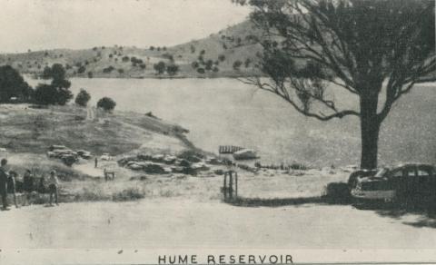 Hume Reservoir, Tallangatta