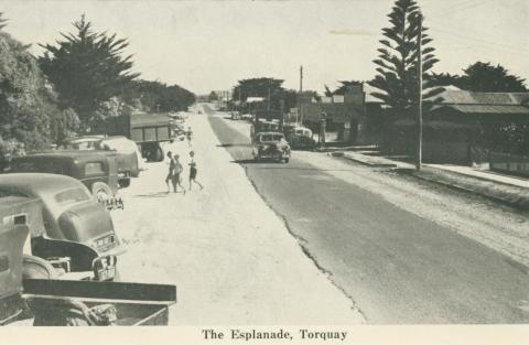 The Esplanade, Torquay
