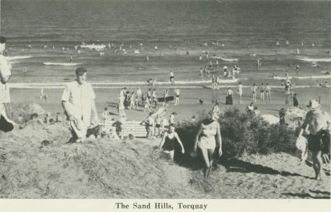 The Sand Hills, Torquay