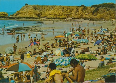 Surf Beach and Rocky Point, Torquay