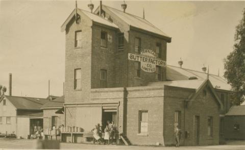 Trafalgar Cooperative Butter Factory