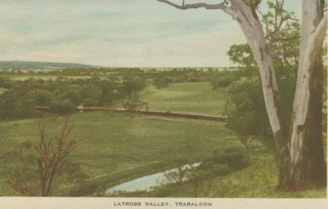 Latrobe Valley, Traralgon