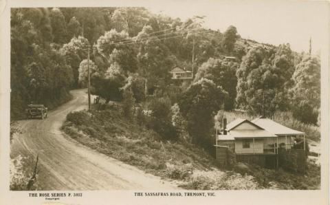The Sassafras Road, Tremont