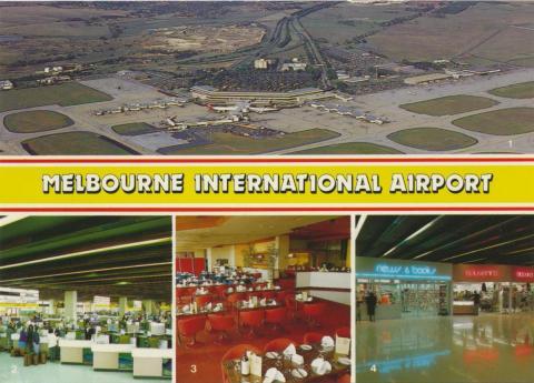 Tullamarine International Airport, Melbourne, c1995