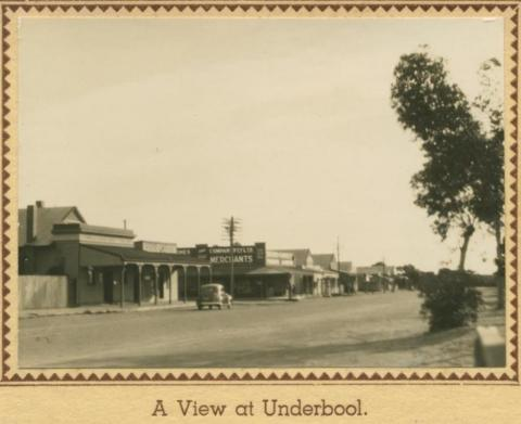 A view at Underbool