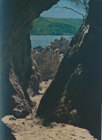 Cave at Walkerville South, 1978