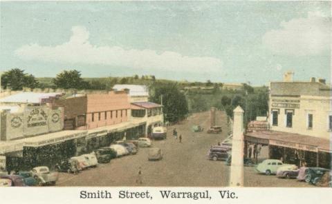 Smith Street, Warragul
