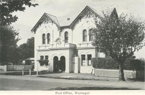 Post Office, Warragul