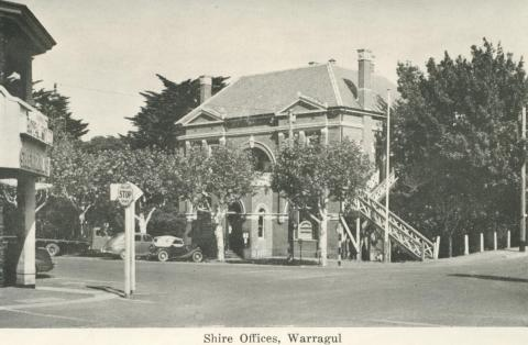 Shire Offices, Warragul