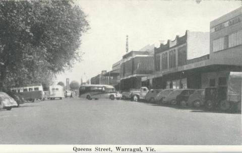 Queens Street, Warragul