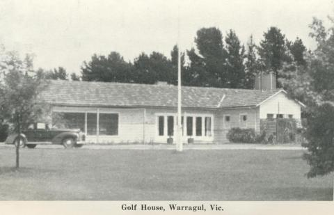 Golf House, Warragul