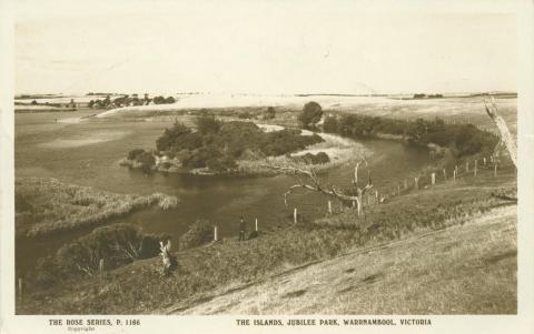 The Islands, Jubilee Park, Warrnambool