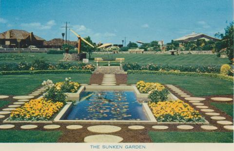 The Sunken Garden, Fletcher Jones, Pleasant Hill, Warrnambool
