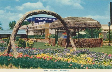 The Floral Basket, Fletcher Jones, Pleasant Hill, Warrnambool