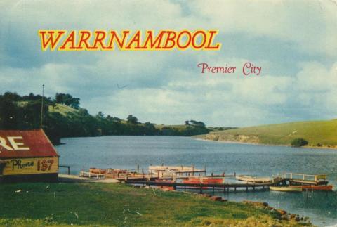 Warrnambool, 1960
