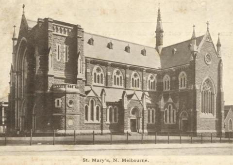St Mary's, West Melbourne