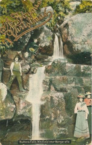 Buttons Falls, Whitfield near Wangaratta