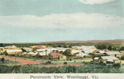 Panoramic View, Wonthaggi