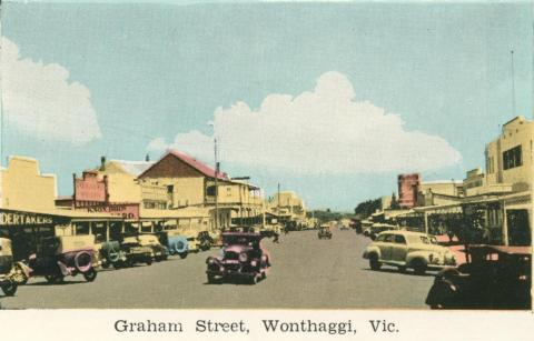 Graham Street, Wonthaggi