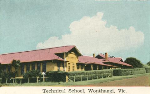 Technical School, Wonthaggi