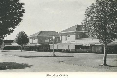 Shopping Centre, Yallourn