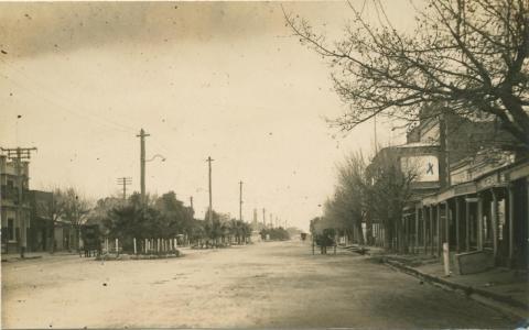 Yarrawonga, 1923