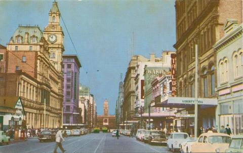 Elizabeth Street, Melbourne