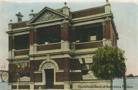 The National Bank of Australasia, Mildura