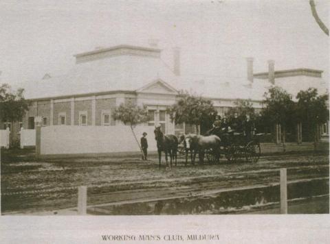 Working Man's Club, Mildura