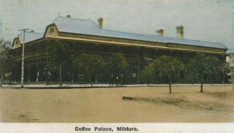 Coffee Palace, Mildura