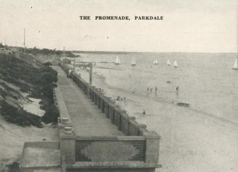 The Promenade, Parkdale, 1955
