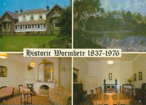 Historic Wormbete, Winchelsea, 1976
