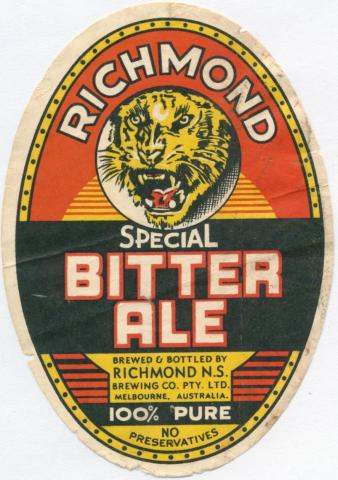 Richmond Bitter Ale