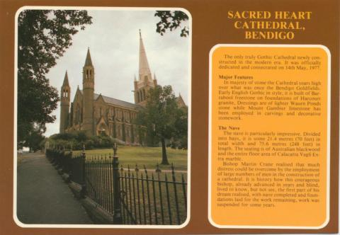 Sacred Heart Cathedral, Bendigo