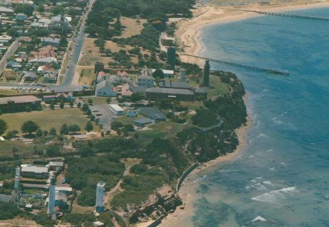 Aerial view, Queenscliff