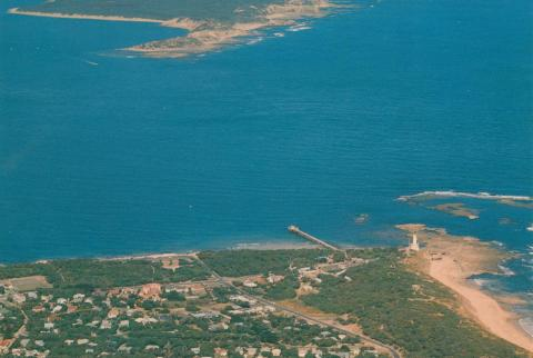 Aerial view, Point Lonsdale