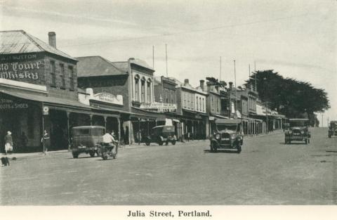 Julia Street, Portland
