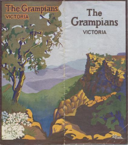 The Grampians Victoria, 1933