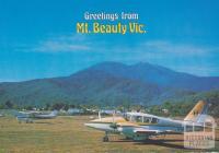 Air strip, Mount Beauty