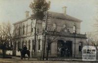 Benalla Post Office, c1909