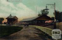 Victoria Park, Collingwood Football Ground, c1910
