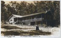 Guest house, Mount Kitchener House, Marysville, c1920