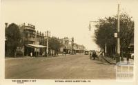 Victoria Avenue, Albert Park