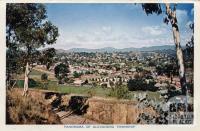 Panorama of Alexandra Township