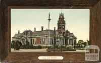 Town Hall, Ararat, 1910