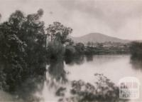 Mitchell River & Mt Taylor, Bairnsdale