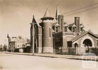 Law Courts and Post Office, Bairnsdale