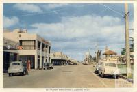 Section of Main Street, Looking West, Bairnsdale